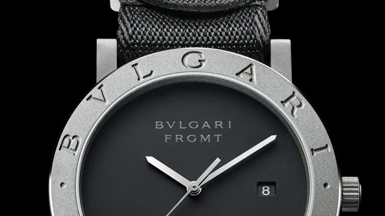 Hiroshi Fujiwara reveals his new watch collaboration with Bulgari