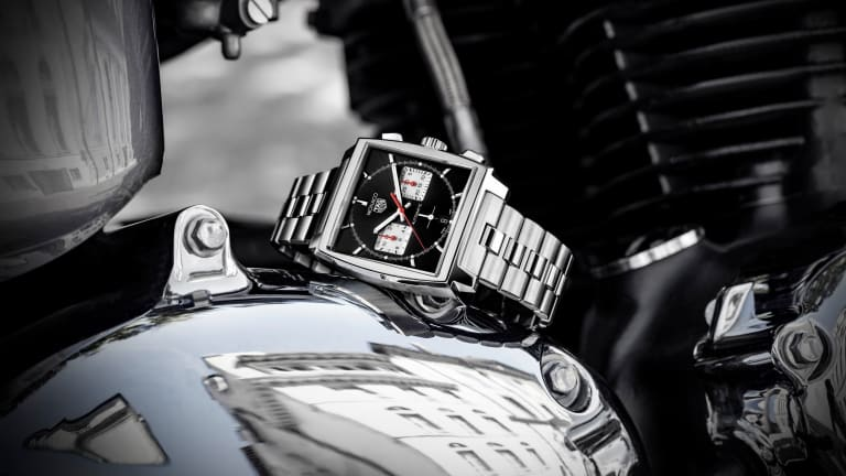Tag Heuer updates the Monaco with an in-house movement an all-new bracelet