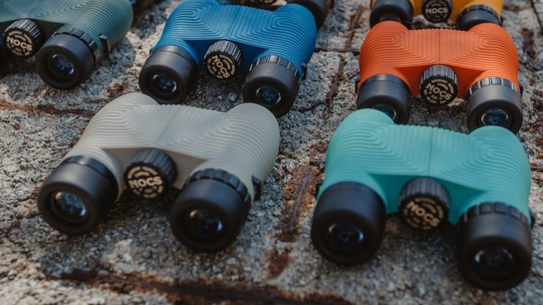 Nocs Provisions adds a splash of color to its bincoluar range