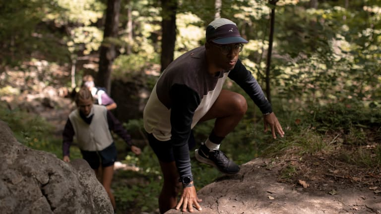 Tracksmith launches a new running collection for the trail