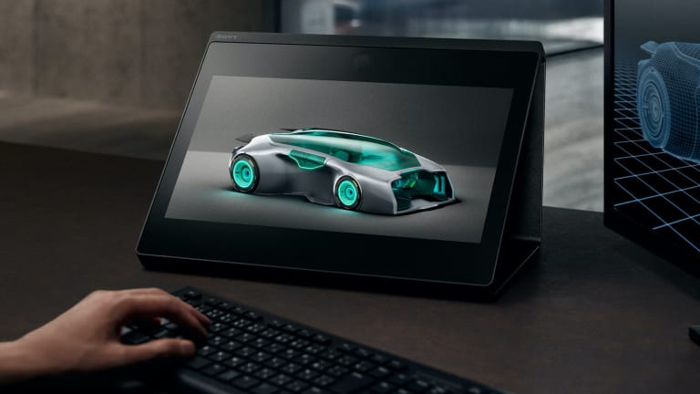 Sony's Spatial Reality Display is a digital window into another dimension