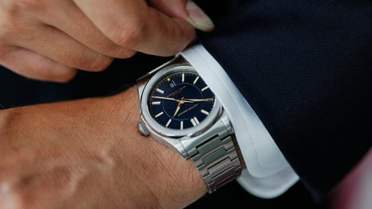 Astor+Banks reveals its officer watch-inspired Fortitude