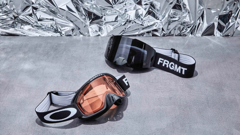Oakley and Hiroshi Fujiwara team up again for their fifth Fragment collaboration
