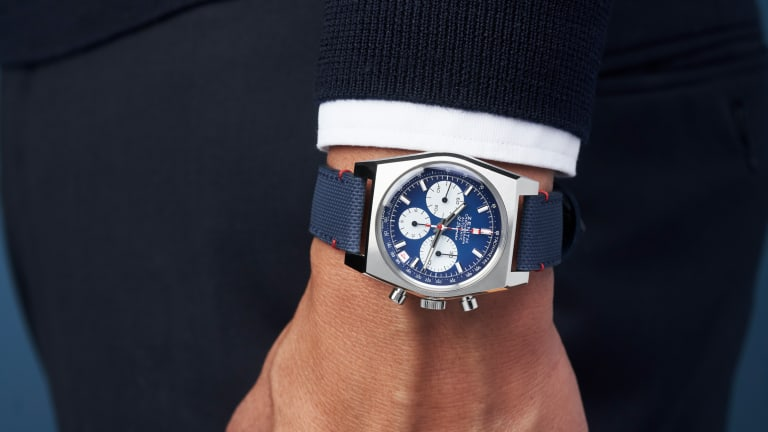 Zenith reveals the Chronomaster Revival Liberty