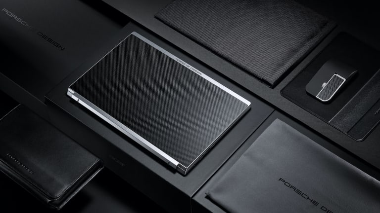 Porsche Design debuts its first computer with Acer