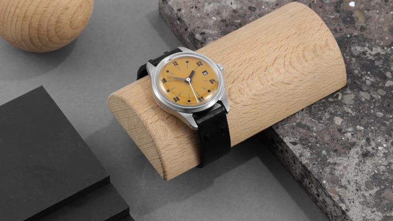 anOrdain and Paulin release their Neo timepiece