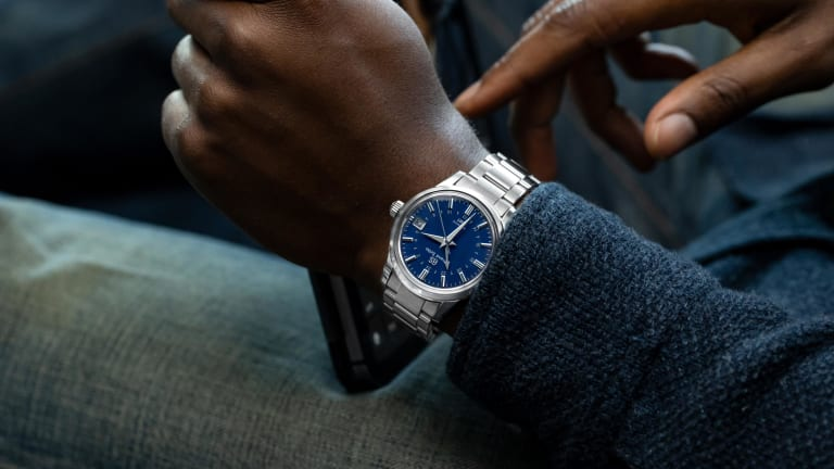 Hodinkee reveals its limited edition Grand Seiko Automatic GMT SBGM239