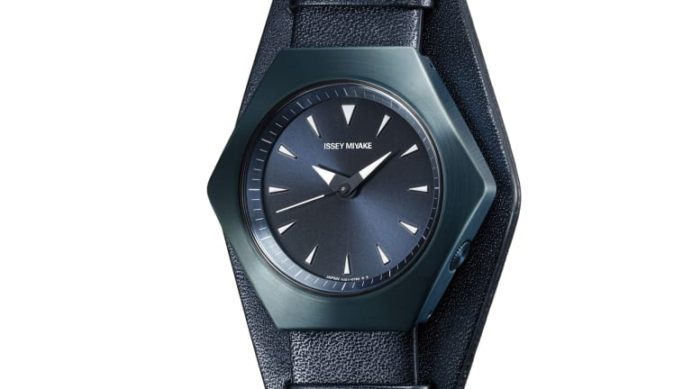 Issey Miyake releases the Konstantin Grcic-designed Roku watch in a new limited edition