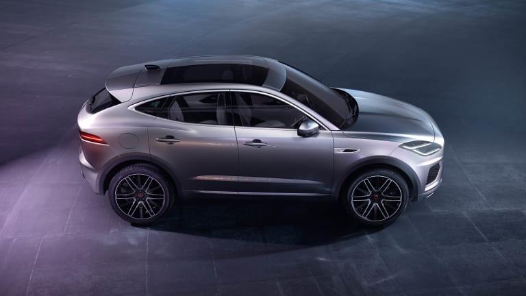 Jaguar's 2021 E-PACE reveals its extensive refresh
