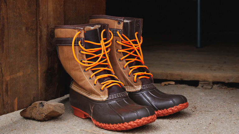 Todd Snyder releases his long-awaited collaboration with L.L.Bean