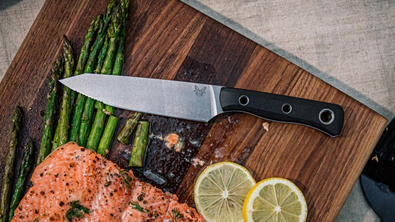 Benchmade takes its knifemaking skills to the kitchen