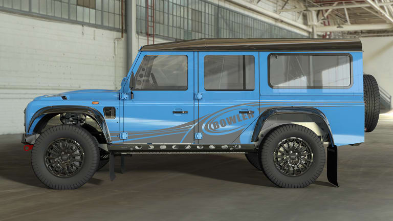 Bowler is bringing back the classic Land Rover Defender
