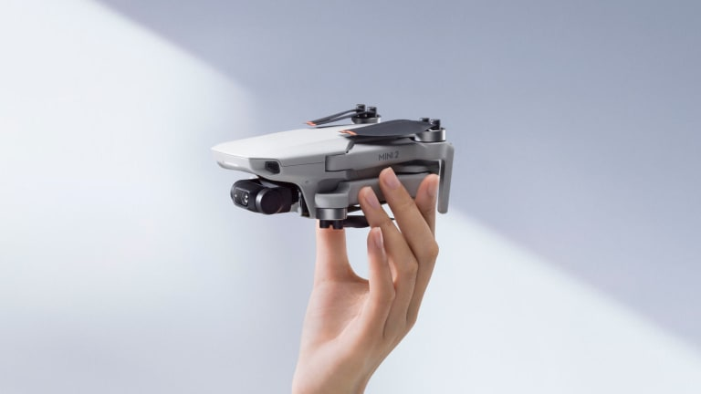 DJI's Mini 2 gets more distance and 4K in an ultra-compact form factor