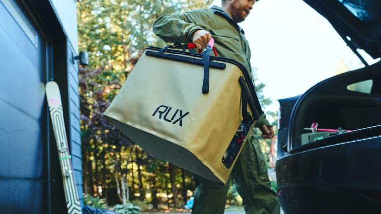 RUX has created the perfect storage system for keeping your gear organized on the go