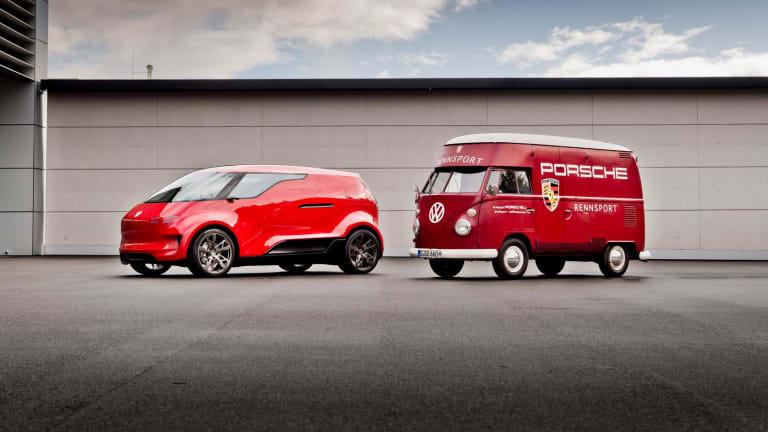 "Porsche has revealed never before seen concepts in a series called ""Porsche Unseen"""