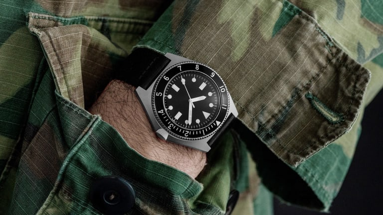 Benrus reissues the Type 1 in a new limited edition