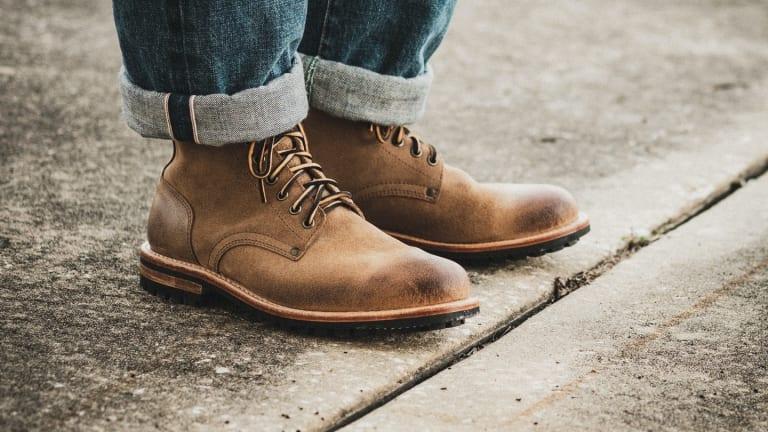 Oak Street Bootmakers modernizes the M1918 boot