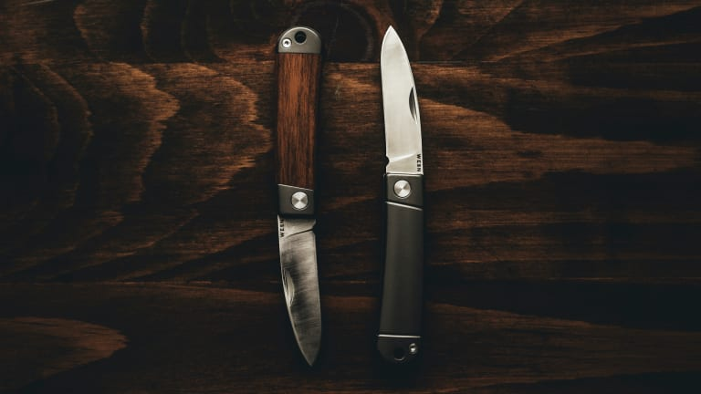 WESN looks back to the late 1800s for its new knife, The Henry