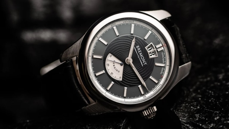 Bremont's new limited edition honors the late Sir Stephen Hawking