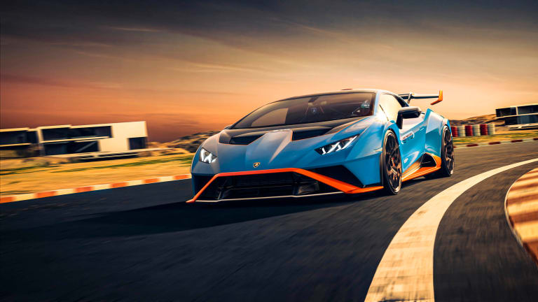 Lamborghini's Squadra Corse technology hits the street with their new limited edition Huracán