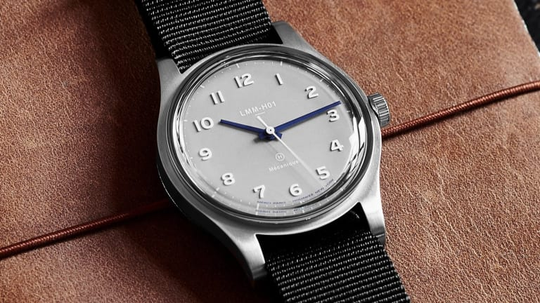 Hodinkee heads to Paris for its new limited edition with Merci