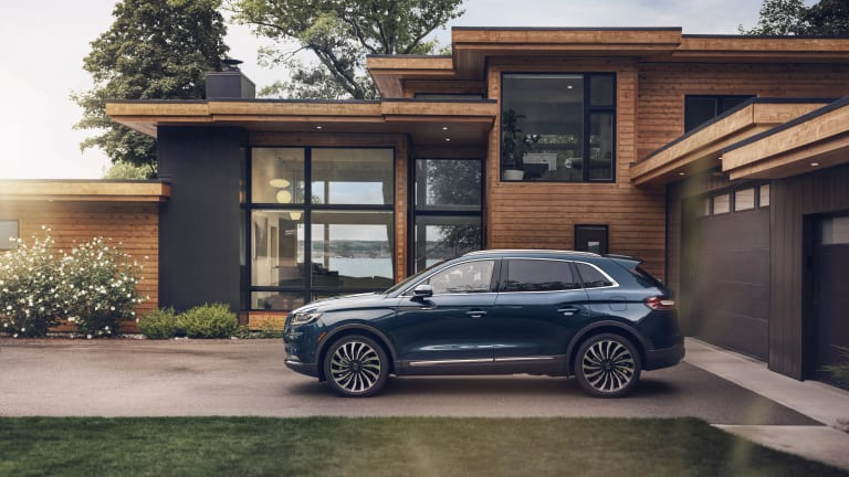 The 2021 Lincoln Nautilus arrives with an overhauled interior and an upgraded technology package