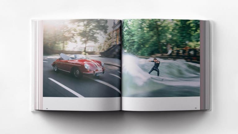 Type 7 releases its latest Porsche-fueled book