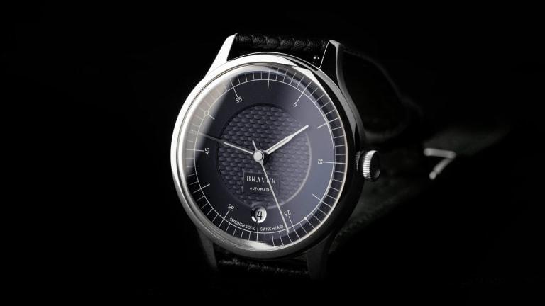 Bravur, Gert Wingårdh, and his son Rasmus Wingårdh showcase Scandinavian design excellence in a new watch