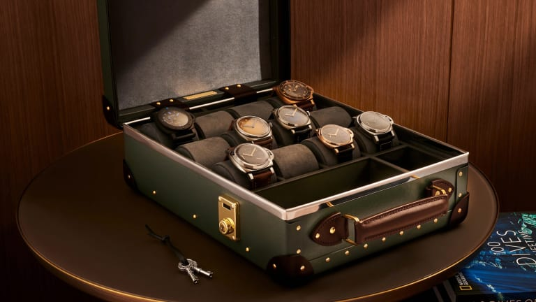 Globe-Trotter launches a new case for the discerning watch collector