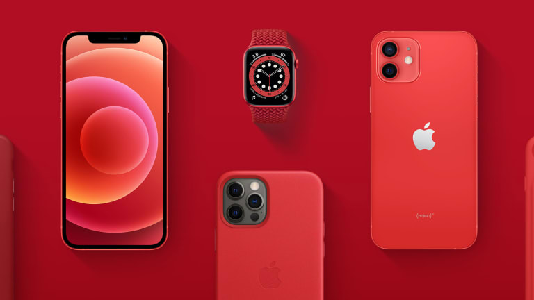 Apple and (RED) are now donating 100% of eligible proceeds to COVID-19 relief efforts