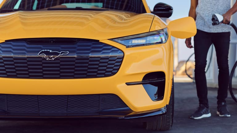 Ford announces a new Performance Edition of the Mustang Mach-E GT