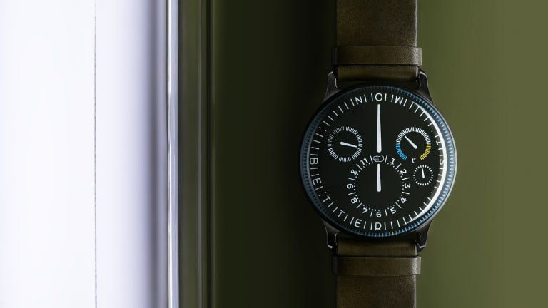 Ressence releases a new limited edition Type 3 designed by Stefan Sagmeister