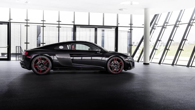 Audi releases an exclusive 2021 R8 Panther edition for the US