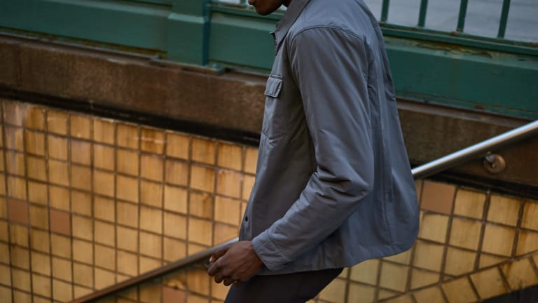Western Rise updates their shirt jacket with four-way stretch insulation