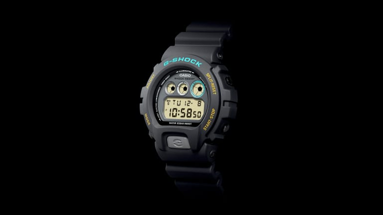 Hodinkee and John Mayer launch a special edition of the G-Shock 6900