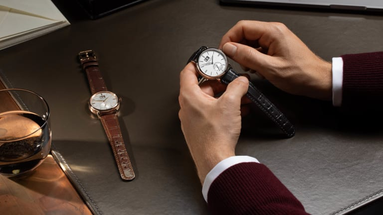A. Lange & Söhne celebrates the birth and rebirth of the brand with three new Saxonias