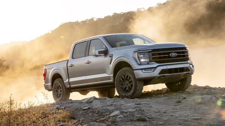 Ford introduces a new trail-ready truck, the F-150 Tremor