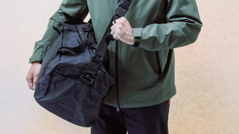 DSPTCH launches a Dyneema version of its Weekender