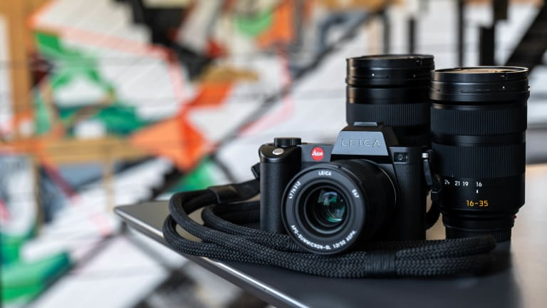 Leica brings versatile photo and video capability to its new SL2-S camera