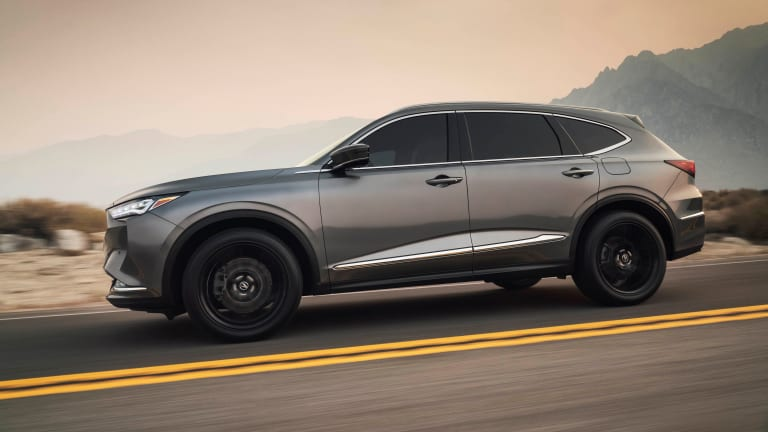 Acura continues its trajectory upmarket with the 2022 MDX