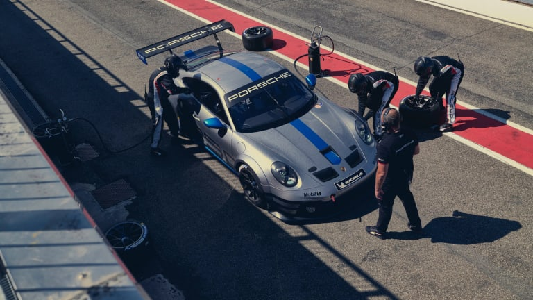 Porsche reveals the 2021 911 GT3 Cup