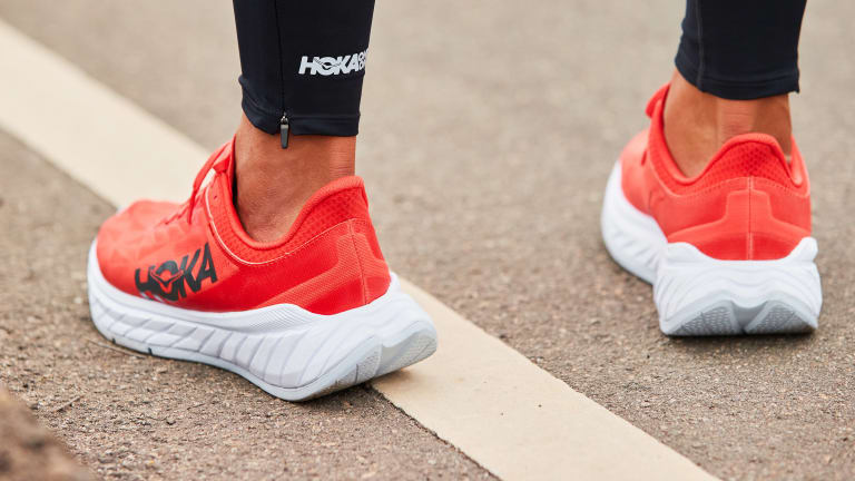 Hoka One One jumpstarts your 2021 fitness goals with the Carbon X 2