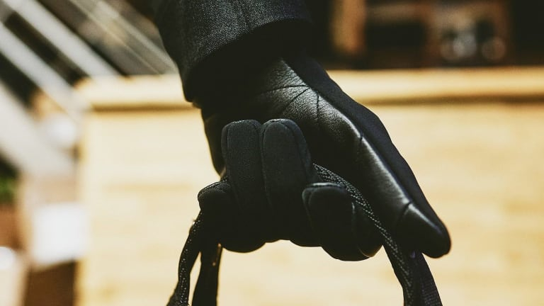 Mission Workshop combines classic craftsmanship and technical performance with their new winter glove