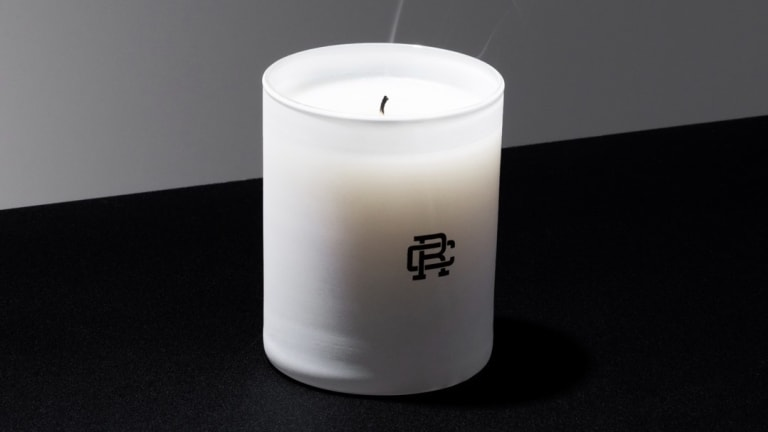 Reigning Champ teams up with Joya for their first candle