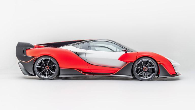 McLaren reveals itas latest hypercar, the 824 hp Sabre