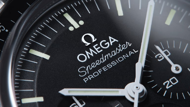 Omega updates the Speedmaster Moonwatch with the Co-Axial Calibre 3861