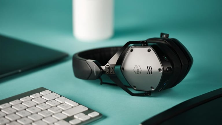 V-MODA launches its first noise-cancelling headphone