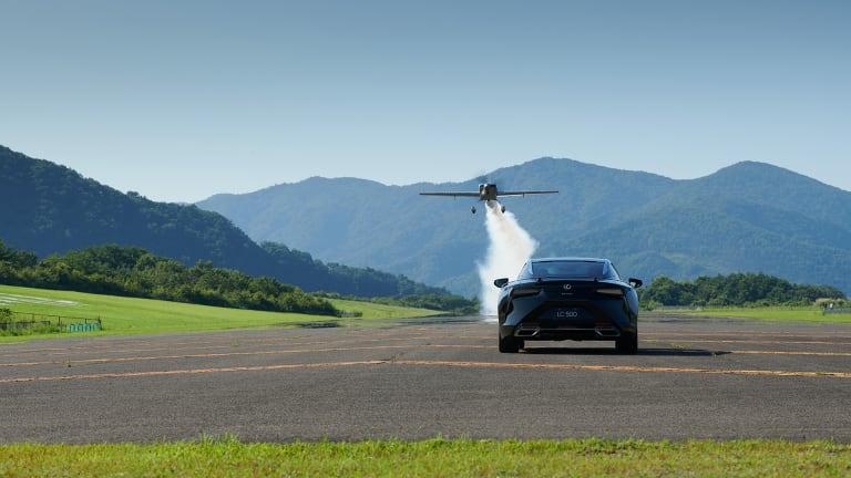 Lexus reveals its 2021 LC 500 Inspiration Series