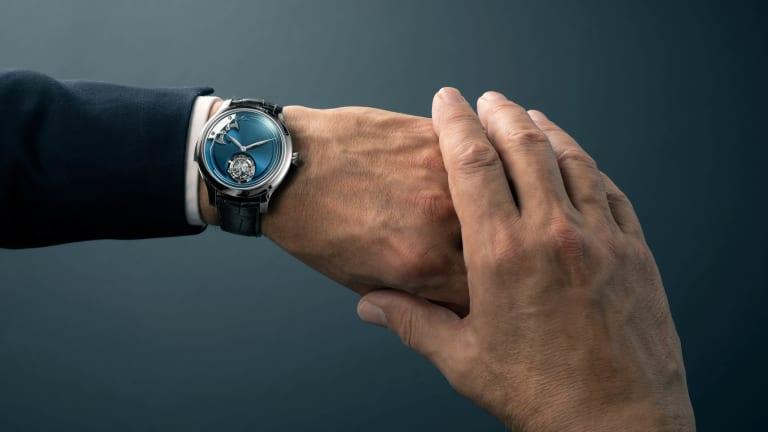H. Moser & Cie reveals its Endeavour Concept Minute Repeater Tourbillon