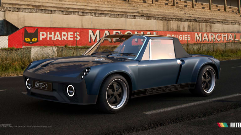 Classic Car specialists Fifteen Eleven is bringing back the 914